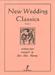 Wedding Sheet Music