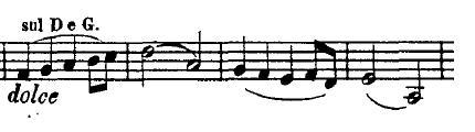 Beethoven Cto 2nd theme