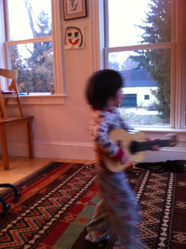 Suzuki Guitar Lesson