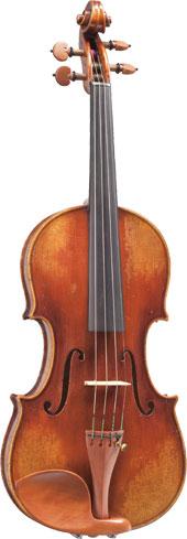 John Cheng violin