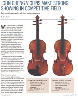 Strings Magazine