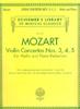 Mozart Violin Concerti