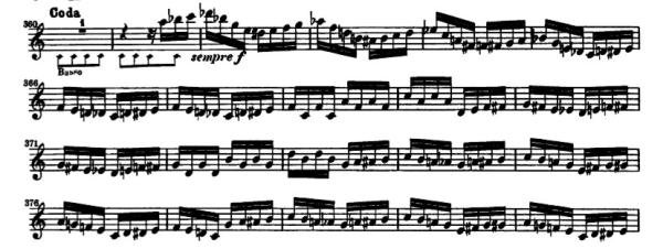 Schumann excerpt