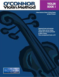 Mark O'Connor Violin Method Book One