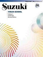 Suzuki Book 1