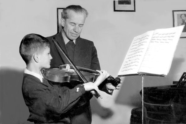 Violin-Lesson
