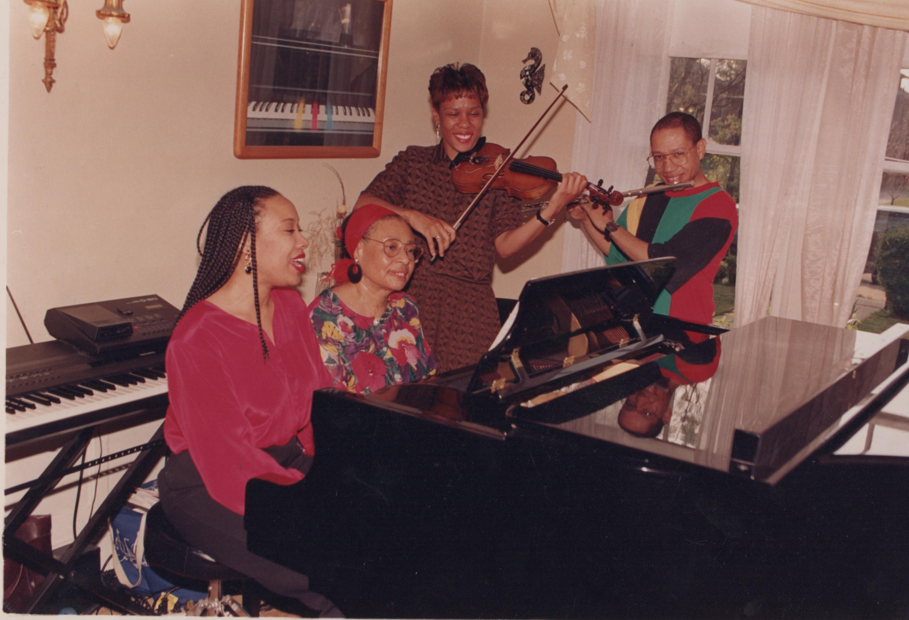 Angela-Mary-Michelle-Dale-mid-1990s
