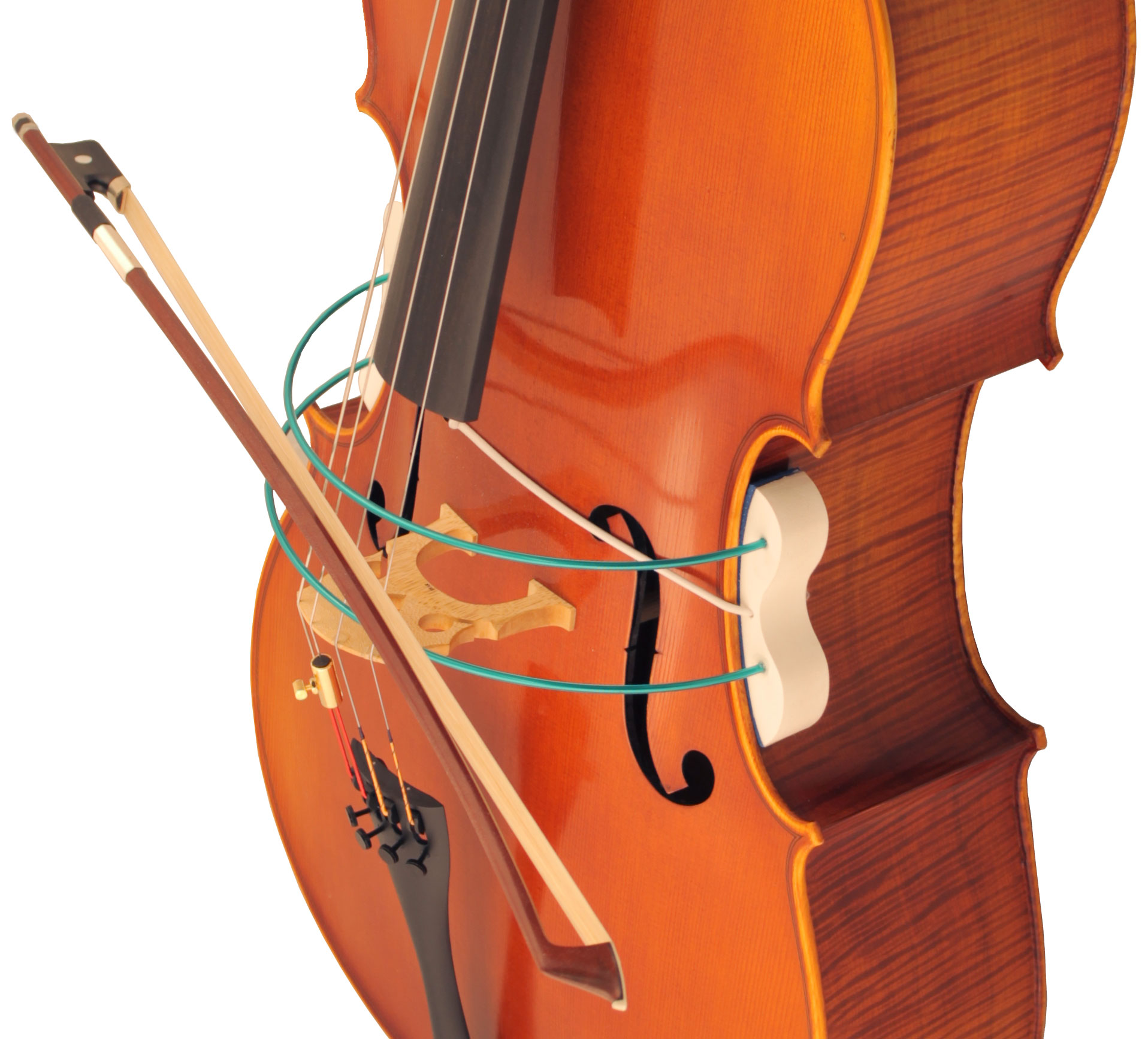Cello Bow Force