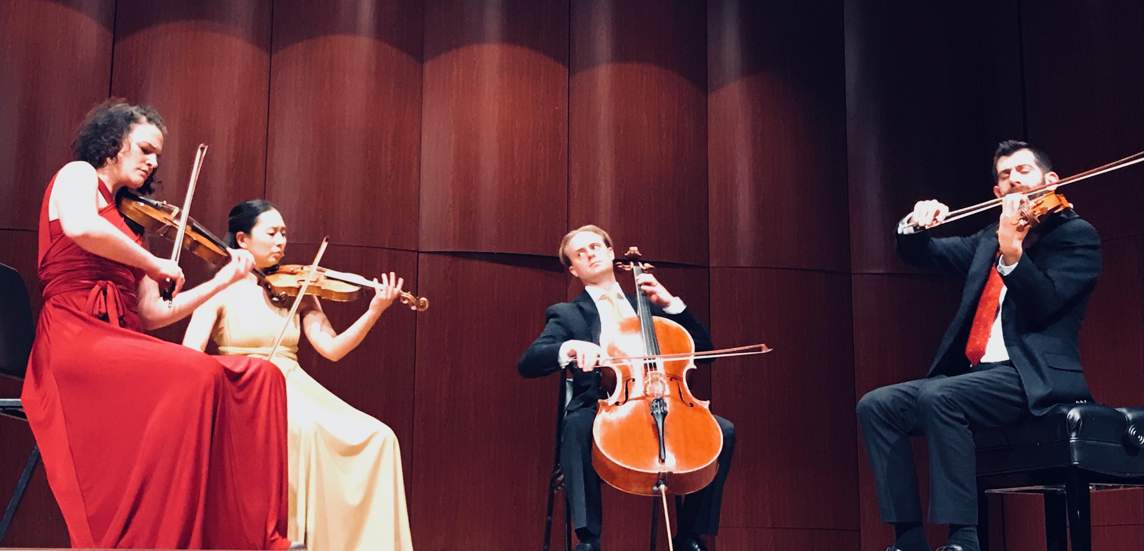 Chiara Quartet El Paso performance.jpg
