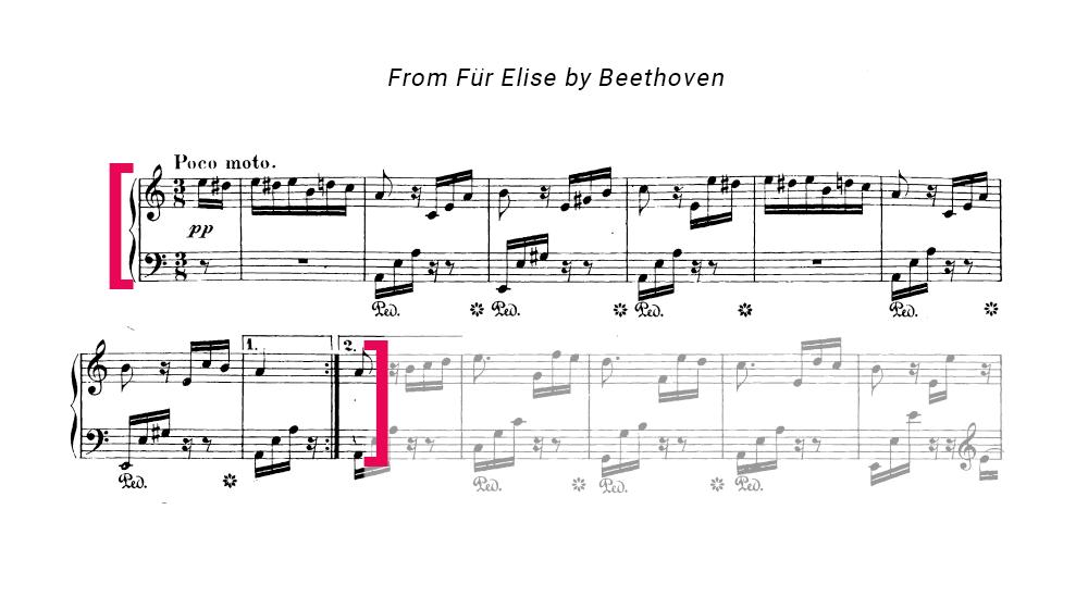 Fur Elise Beethoven-1