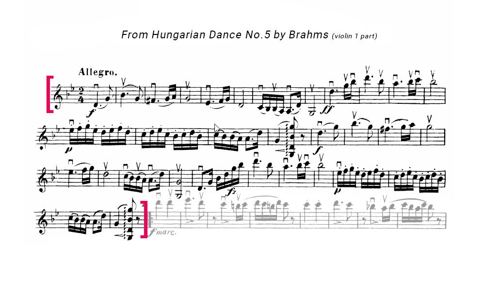 Hungarian 5 Brahms-1