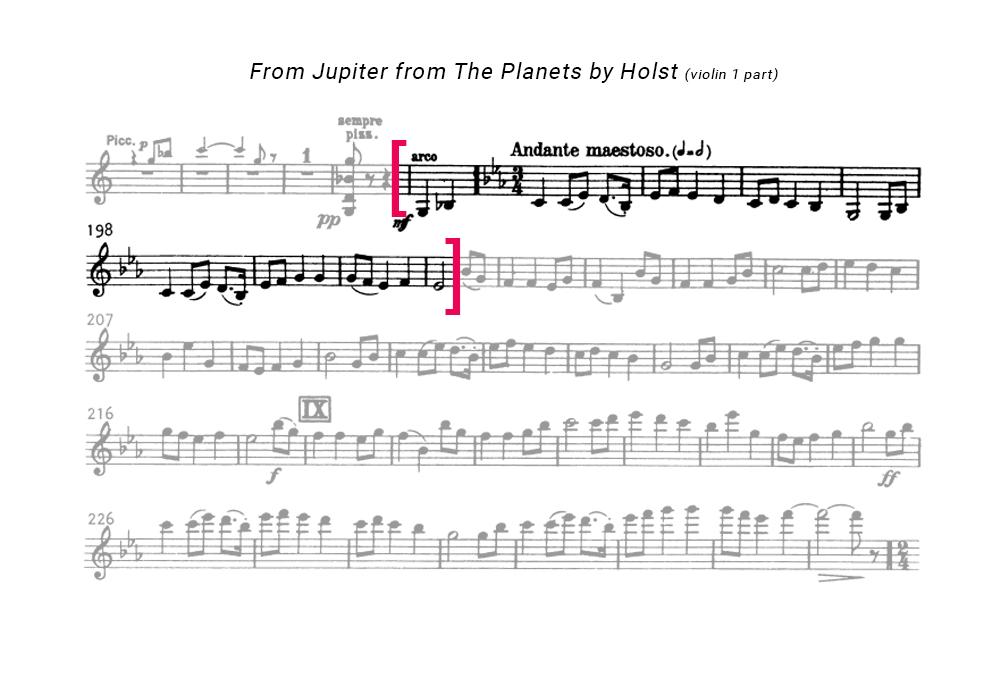 Jupiter Planets Holst-1