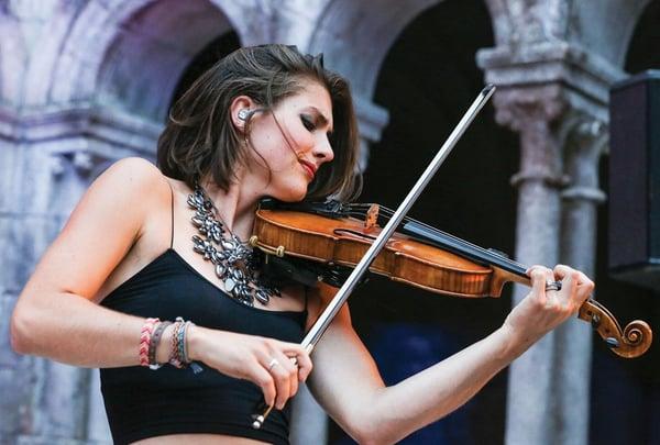 Kiana June Weber. Photo by J. Carlos Gonzalez.