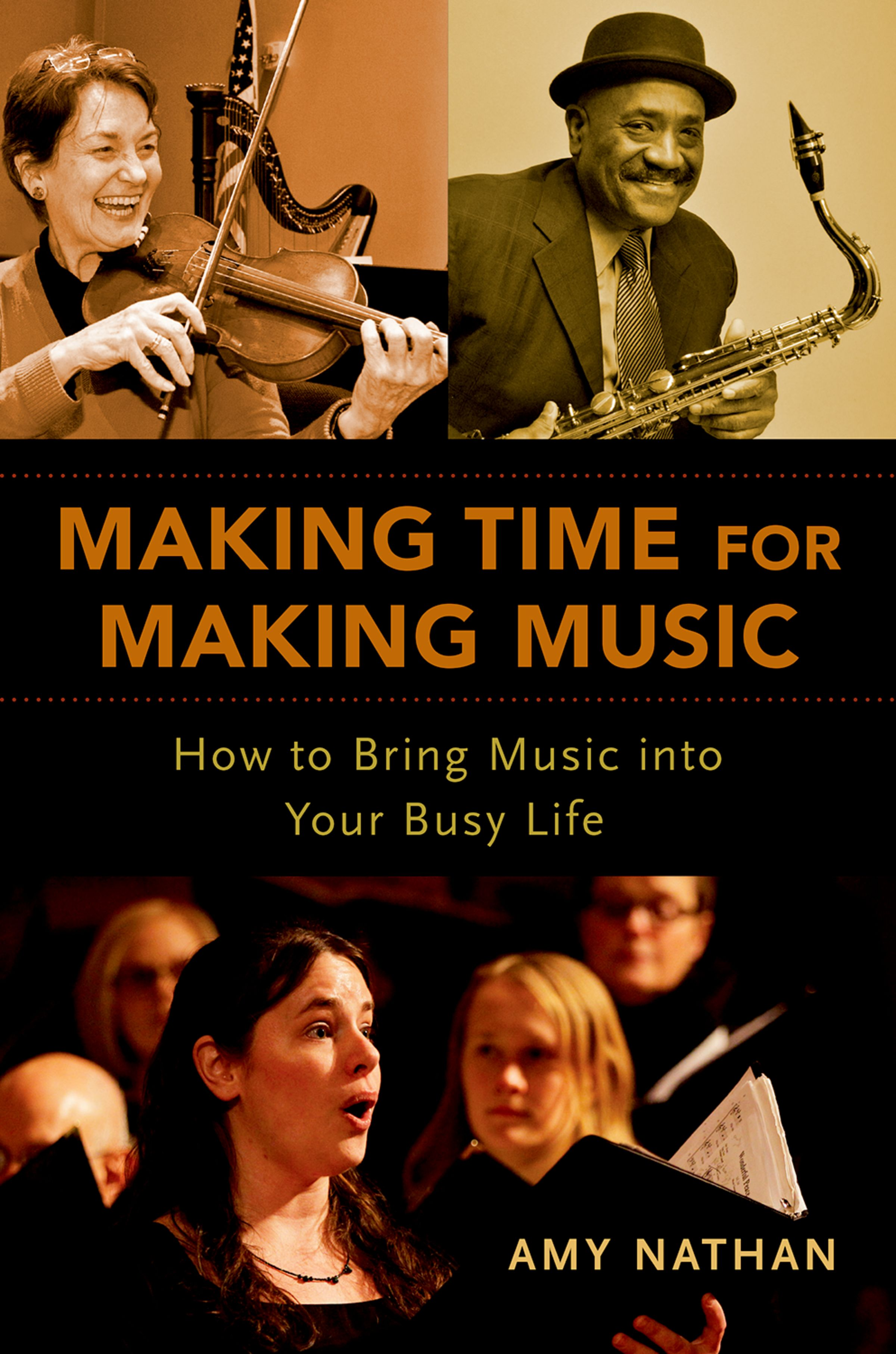 Making time for music