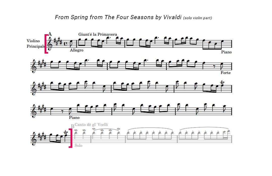 Spring Vivaldi