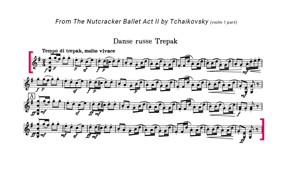 Trepak from Nutcracker Tchaikovsky-1
