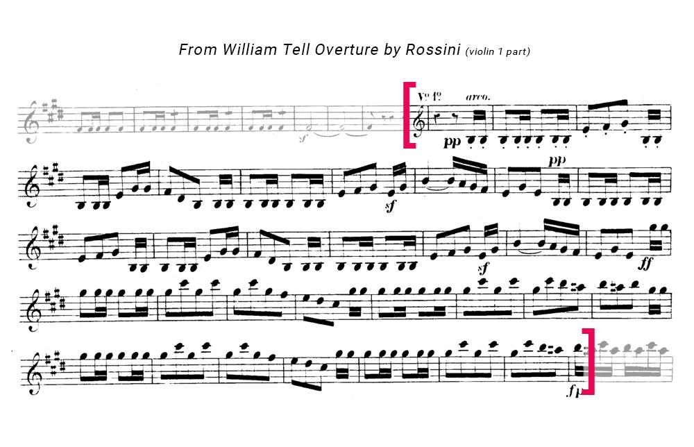 William Tell Rossini-1