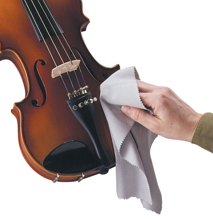 String Teachers: Students Need a Breakthrough? Part 6: Good Habits Begin Early: Caring for the Instrument