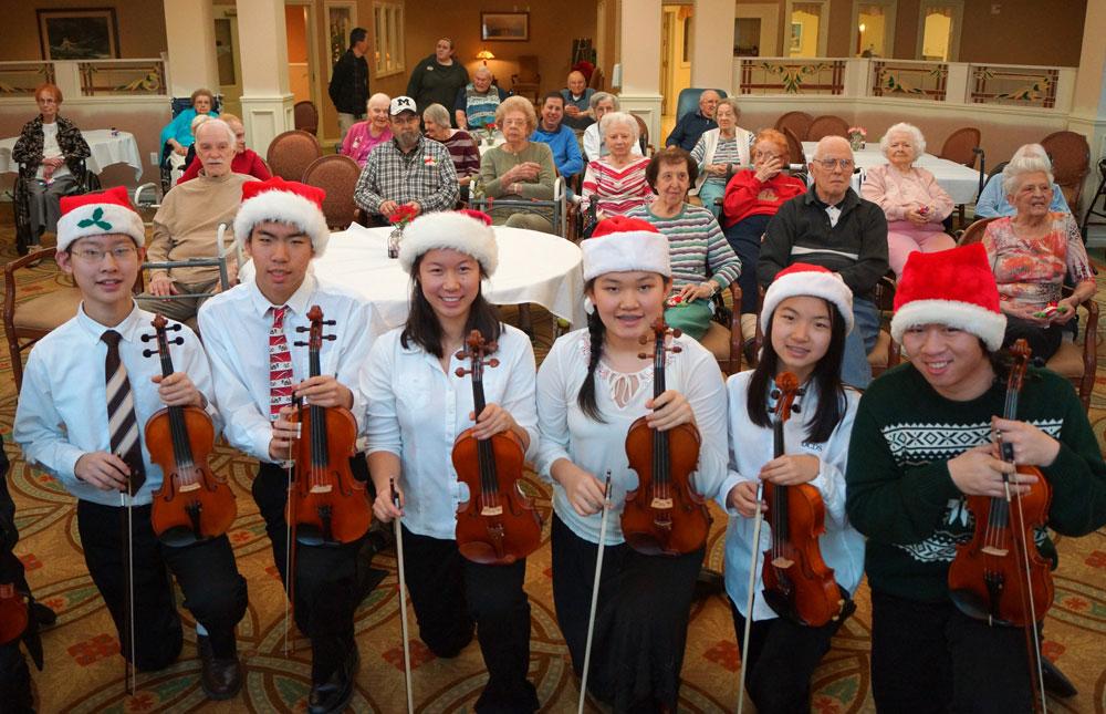 Christmas Sheet Music for Strings - Part One: Easy Flexible Ensembles