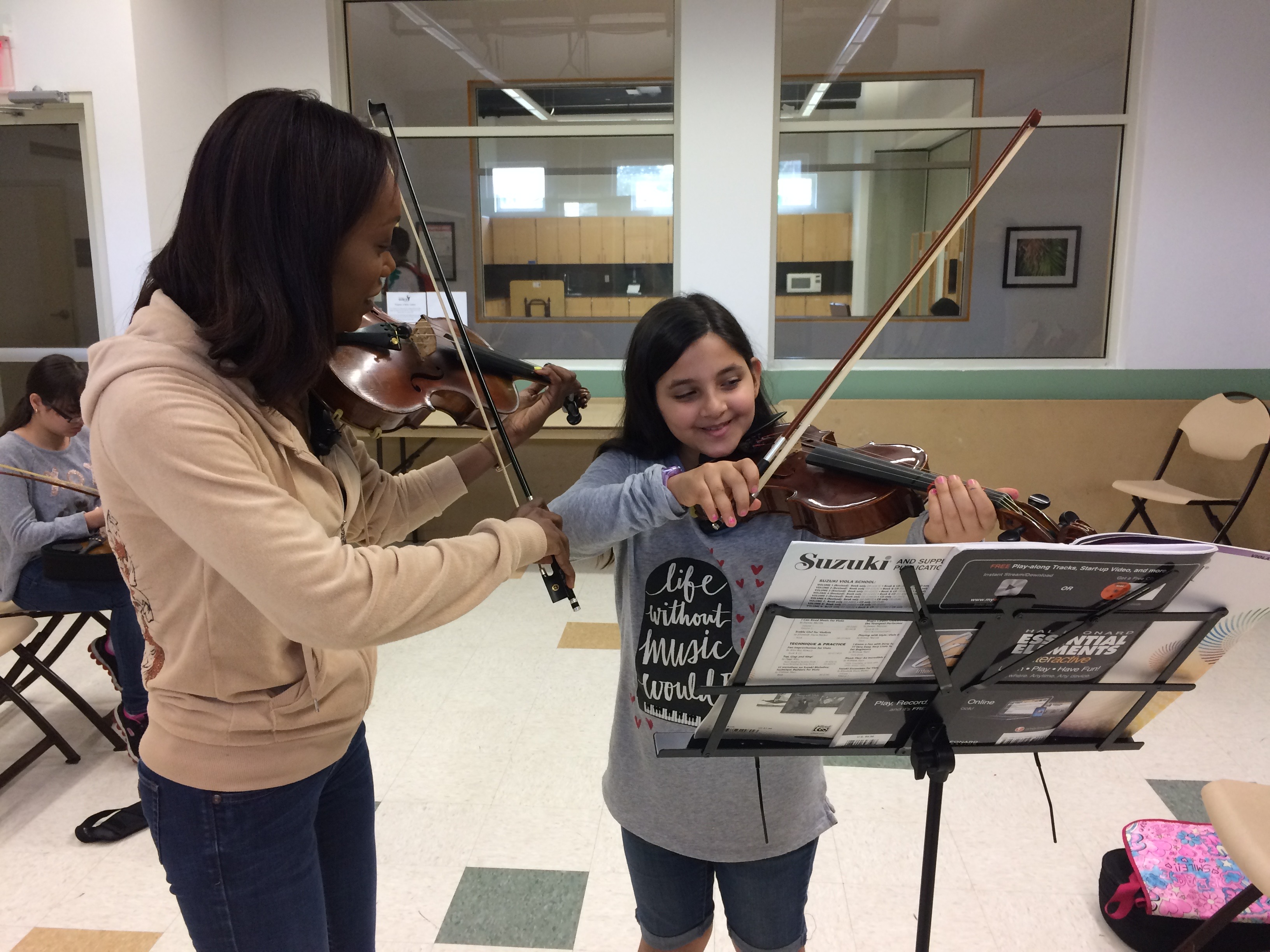 String Teachers: Students Need A Breakthrough? Part 1: Left Hand Accessories