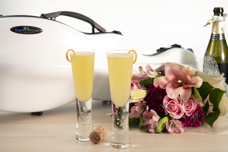 Celebratory Post-Performance Pineapple Mimosa Recipe