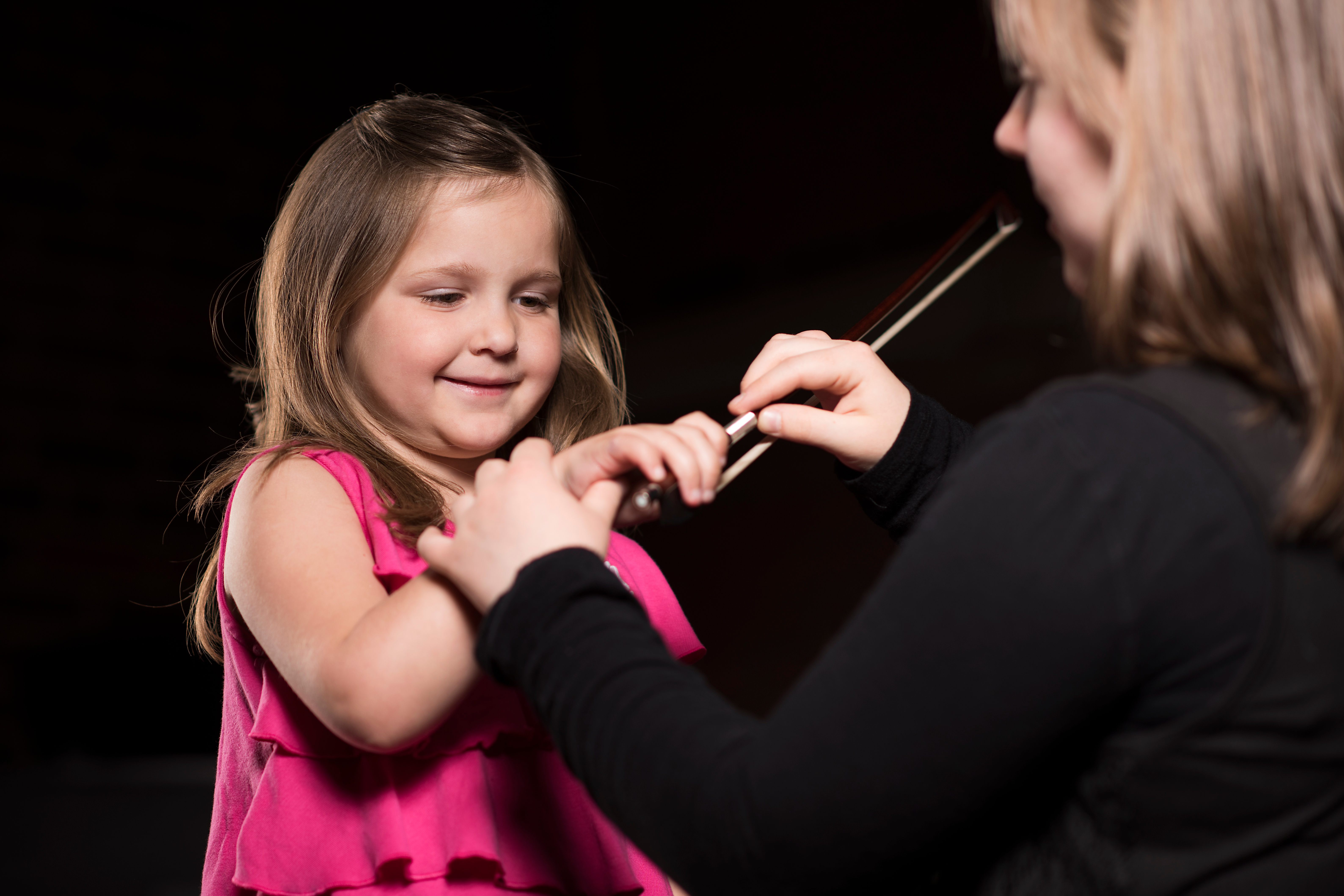 String Teachers: Students Need a Breakthrough? Part 2: Right Hand Accessories