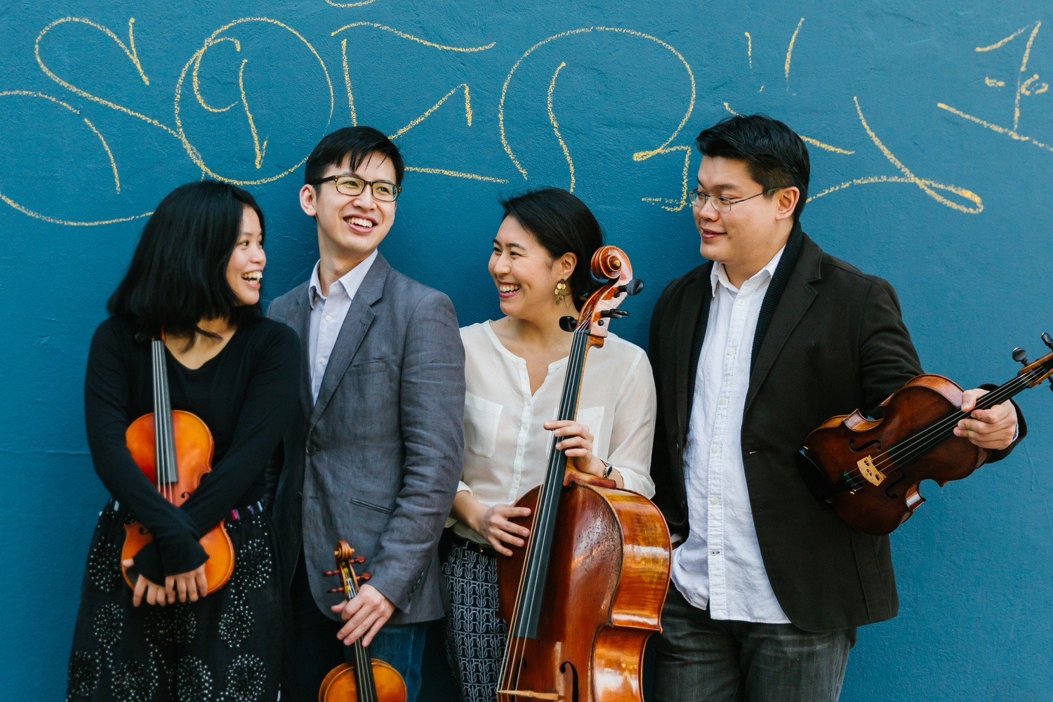 What Does It Take to Be A 21st Century Musician? A Discussion With Formosa Quartet
