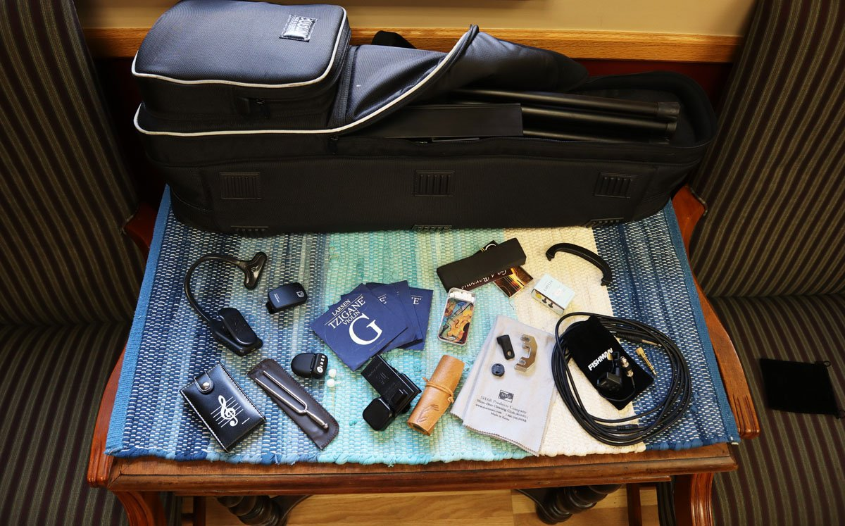 #CaseConfessions on Instagram - What are you Hiding in Your Instrument Case?