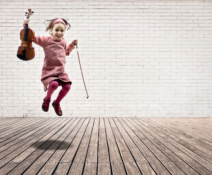 child-violin