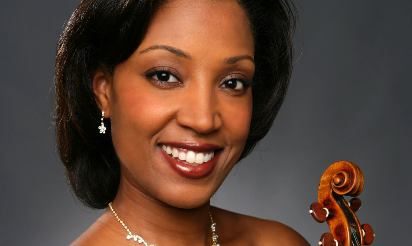 Violinist Kelly Hall-Tompkins: Following Her Bliss