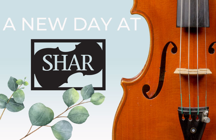 A New Day At SHAR: Introducing Our New Website and eCatalog