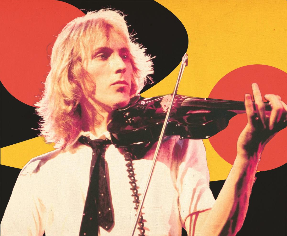 String Theory: A Progressive Rock Violin Primer