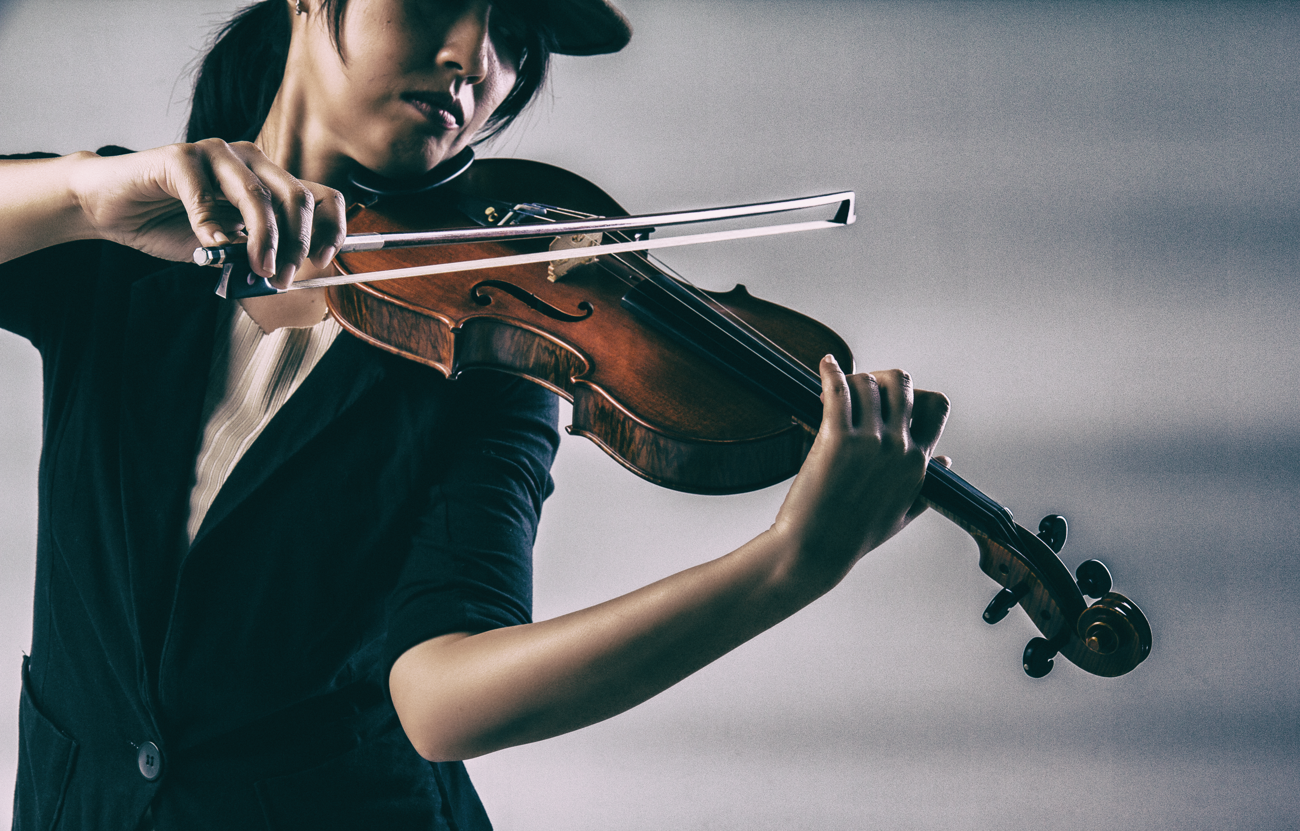 The Total Violinist