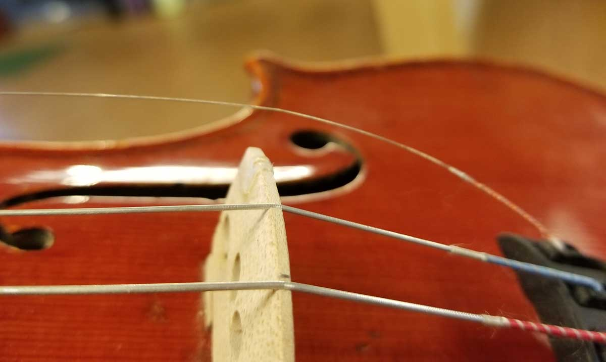 Six Mistakes String Players Make When Changing Strings